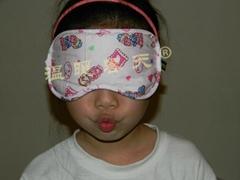 芭比娃娃眼罩
