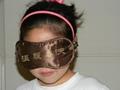高档真丝护眼罩 1