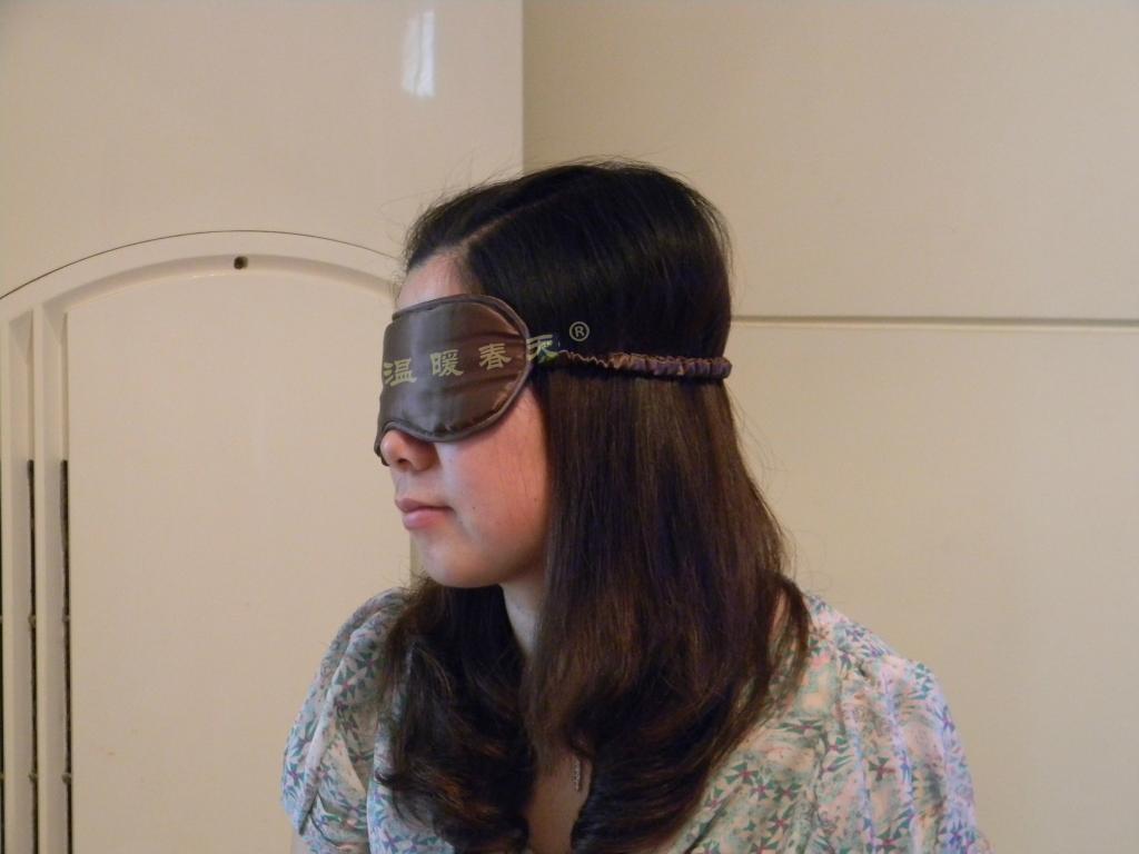 高档真丝护眼罩 4