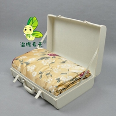 Sumptuous mulberry silk washing air conditioner quilt
