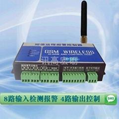 GSM短信报警器控制器
