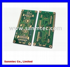 4 Layer Printed Circuit Board