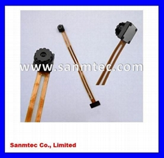 Long cable VGA Camera Module For Security Field|OV7725 cmos mini camera