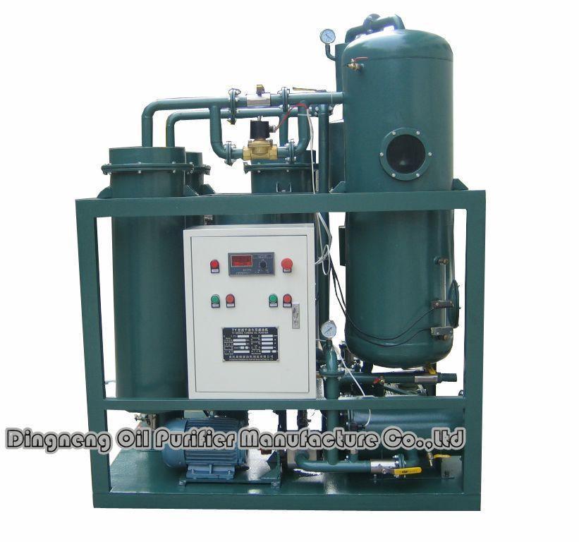 Series TY Vacuum Turbine Oil Purifier(0) 4