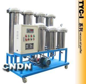 磨煤機油濾油機 2
