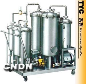 磨煤機油濾油機 3
