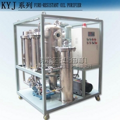 磷脂酸抗燃油濾油機