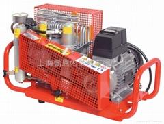 意大利科爾奇MCH6ET便攜式高壓空氣壓縮機