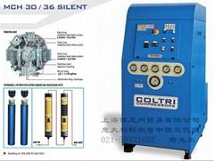 充气瓶空气压缩机
