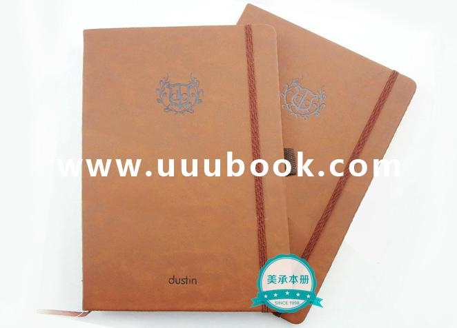 Leather Notebook 1