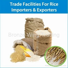 Trade Facilities for Rice Importers and Exporters