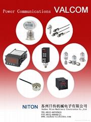 供应日本VALCOM卫生型(洁净)压力传感器