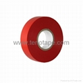 Low Voltage Cable PVC Electrical Insulation Tape with 1.6N/cm Peel Adhesion 2