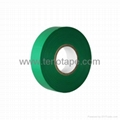 Low Voltage Cable PVC Electrical Insulation Tape with 1.6N/cm Peel Adhesion 3