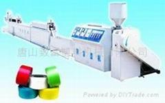 聚丙烯打包帶製造機械