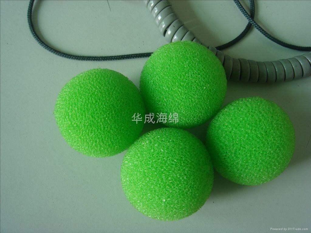 海绵球 1