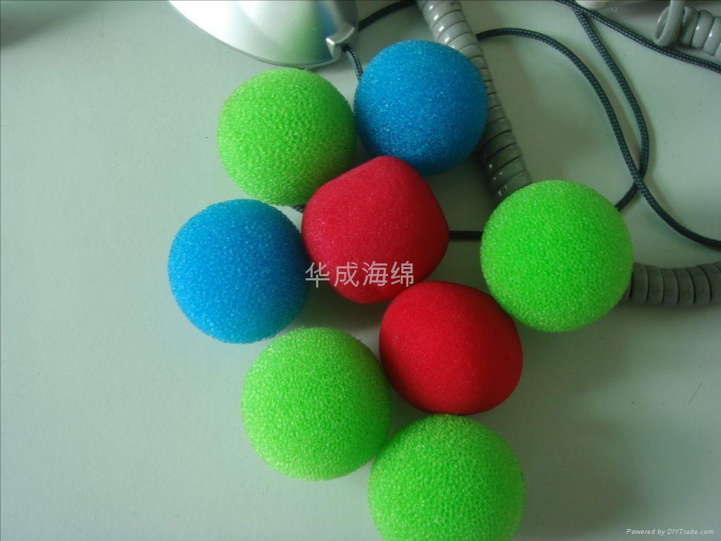 海绵球 5