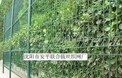 瀋陽三角折彎護欄網