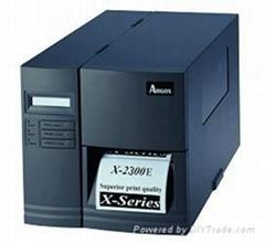 條碼打印機X2300E/2300