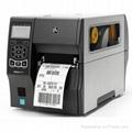斑马新款条码打印机ZT410