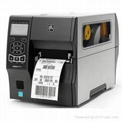斑馬新款條碼打印機ZT410
