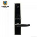 Digital door lock for hotel 2
