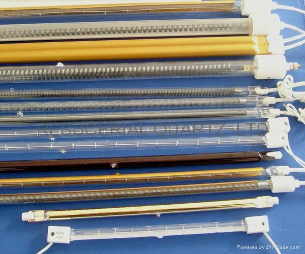 Carbon Fiber Quartz Electric Heating Tube/Lamp and Carbon Heater Tube/lamp 5