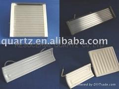 Quartz Infrared Heating