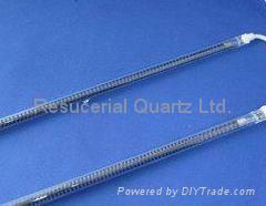 Carbon Fiber Quartz Heater and Infrared Quartz Heater Tube Lamp 2