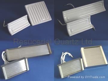 Quartz Tube Heating Elements and Quartz Heater Lamp 2