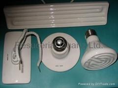 陶瓷發射器加熱器