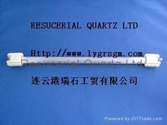 Quartz Tube Heater And Infrared Quartz Heating Tube