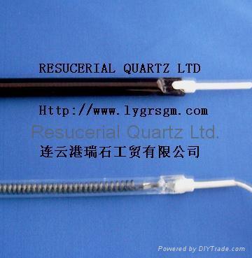 Carbon Fiber Quartz Heater and Infrared Quartz Heater Tube Lamp 1