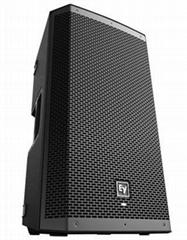 EV藝威有源音箱 EV專業功放機 EV壁挂音響 EV音頻處理器