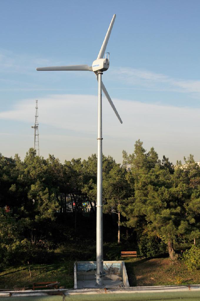 30KW-G3 Wind Turbine Generator 1