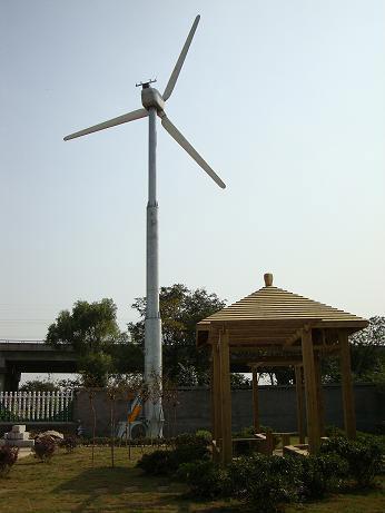 50KW-G3 Wind Turbine Generater 1