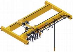 CXT系列电动葫芦双梁起重机
