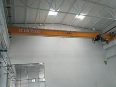 SWF单梁起重机