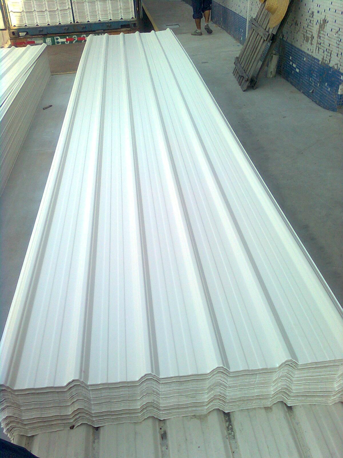 HONGBO PVC anti corrosive Roofing Tile 4