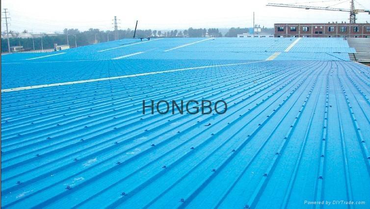 APVC anti-corrosive composite roofing tile 5