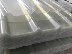 Hongbo FRP lighting sheet