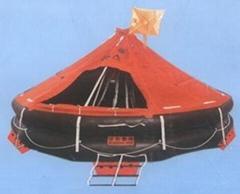 脹式救生筏/氣脹救生筏/投拋式救生筏/弔式救生筏/救生筏架