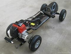 49cc gas skateboard FLD-SK49-1