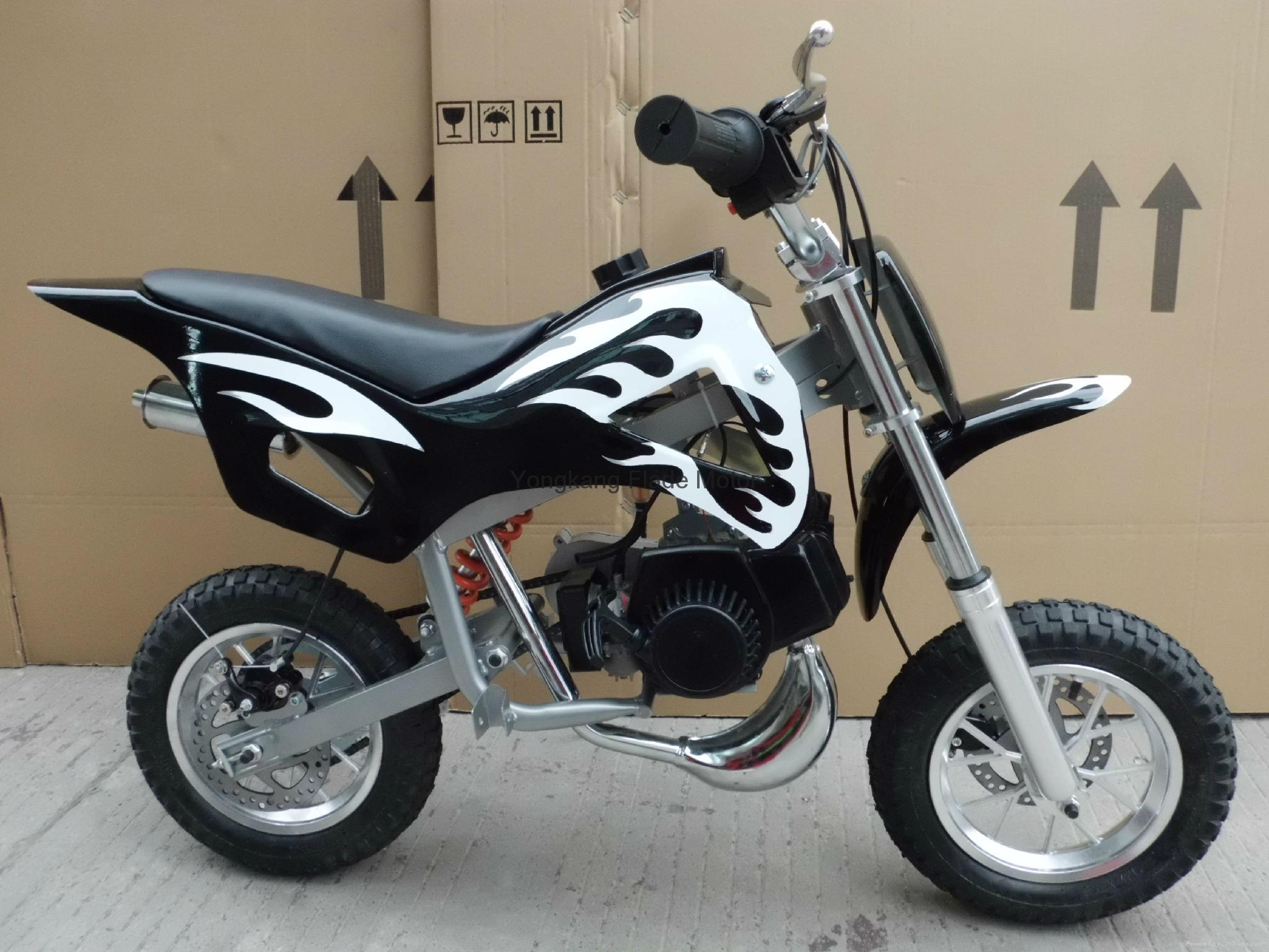 49cc mini dirt bike FLD-DB49 3