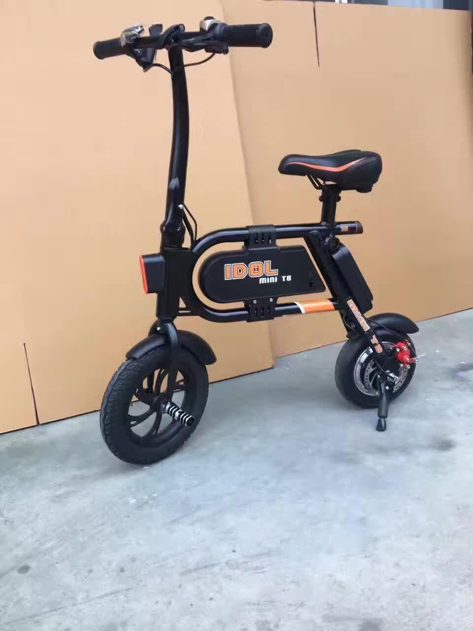 电动自行车 2