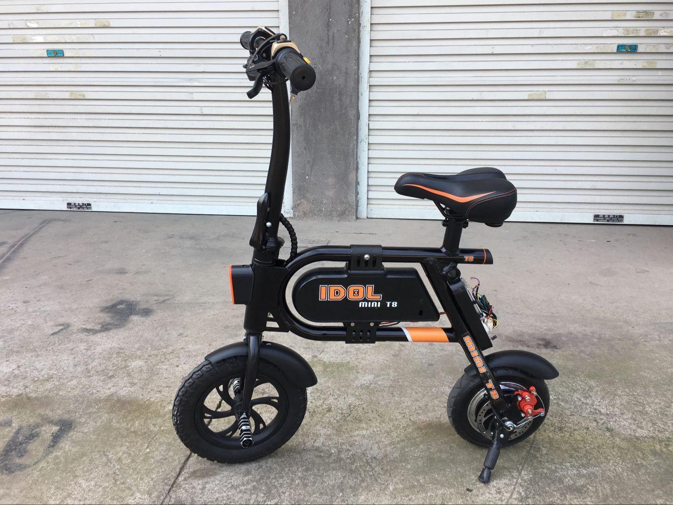 电动自行车 1