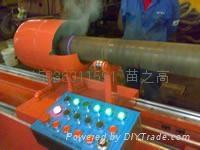 砼泵管內壁淬火設備