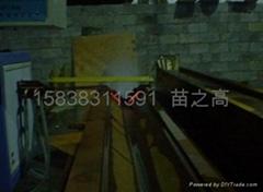 龍門銑床導軌淬火設備