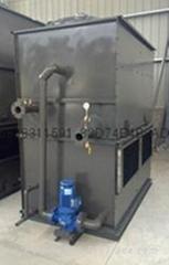 金属熔炼电炉配套闭式冷却塔