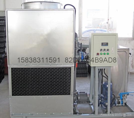 金属熔炼电炉配套闭式冷却塔 2